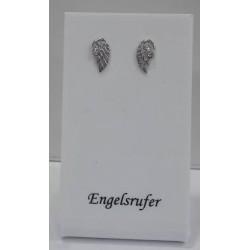 Σκουλαρίκι Engelsrufer ασήμι 925 με ζιργκόν